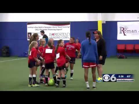 Saratoga Springs soccer coach recalls Team USA experience