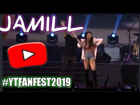 Jamill Fanfest 2019 Mandirigma Ytff Youtube