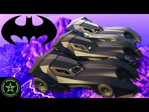 Let's Play - GTA V - Bat Car