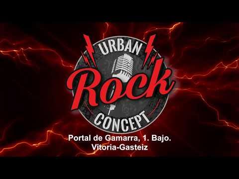 Presentación Urban Rock Concept