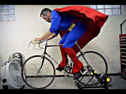 Image result for superman on a bike