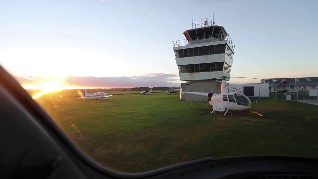 Md902 Flight, Take Off And Landing  Michael Geddes 01:51 HD