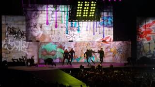 Download Chris Brown- Fine By Me🎤🎶(Live at Oslo Spektrum Norway HD) MP3 song and Music Video