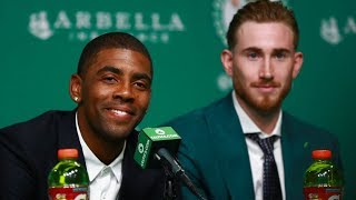 This NBA Legend Convinced Kyrie Irving to Demand a Trade from the Cavs
