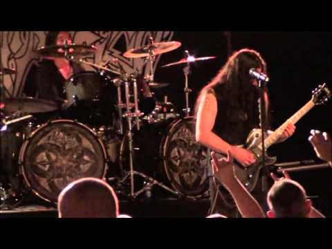 Eucharist - A Velvet Creation & Once My Eye Moved Mountains Live @ Metal Reunion, Varberg 2016