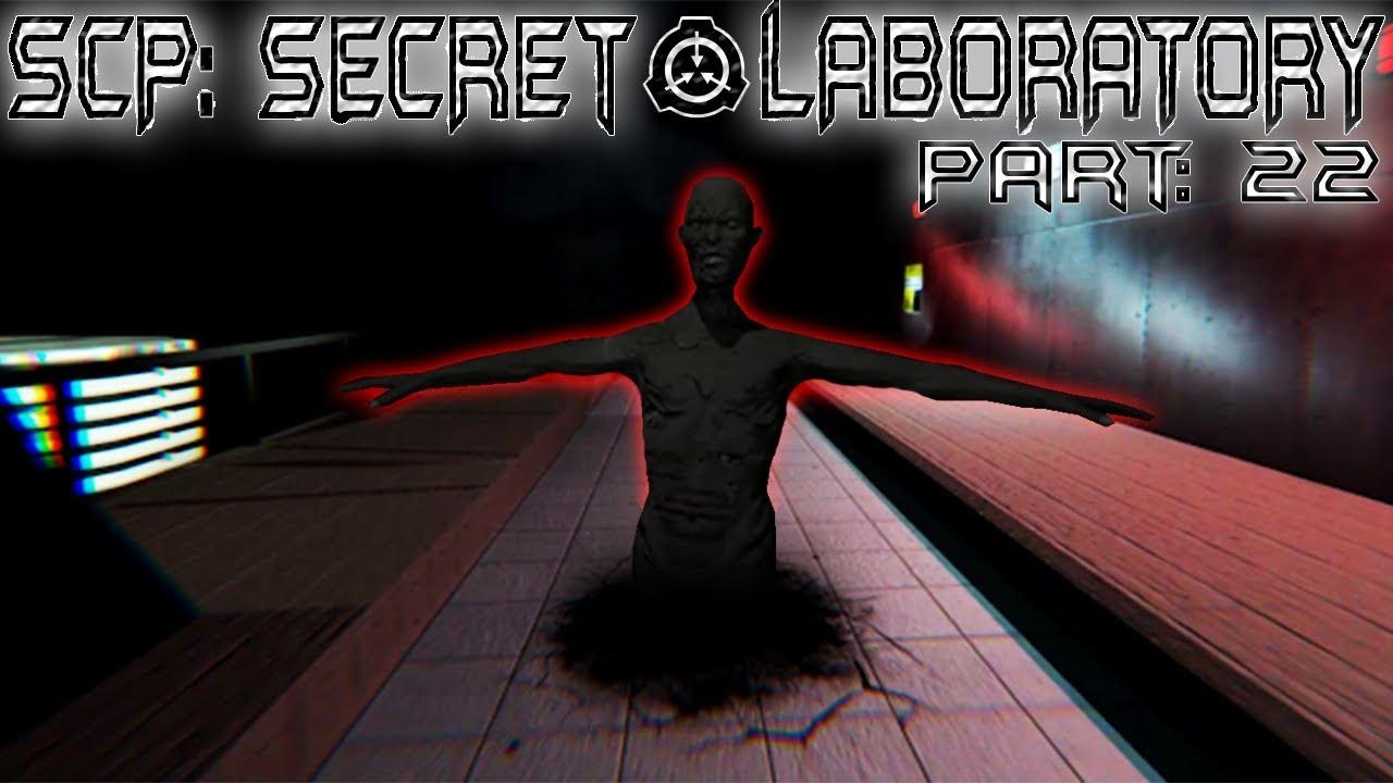 The T-Posing Shadow Dude - SCP: Secret Laboratory Part 22