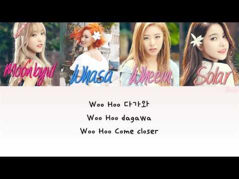 MAMAMOO - Woo Hoo [Han/Rom/Eng Lyrics]