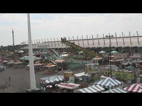 Tulsa State Fair Timelapse