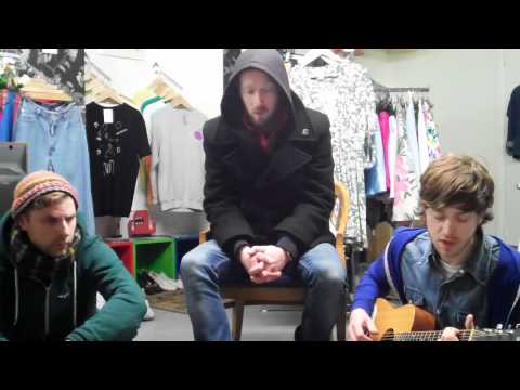 The Phantom Band - Come Away In The Dark (GoldFlakePaint Acoustic Session)