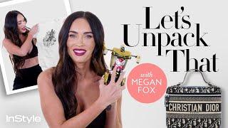 Megan Fox Blames Lindsay Lohan For Losing Her Toenails | Let's Unpack That |