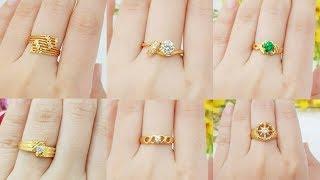 Latest Designer Finger Rings weightprice