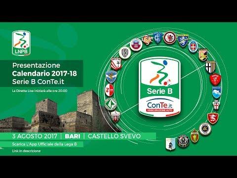 Bari Calcio Calendario.In Diretta Da Bari La Presentazione Del Calendario Serieb