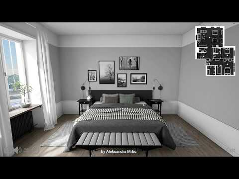 UE4 Amsterdam Apartment walkthrough - VR.ArchViz