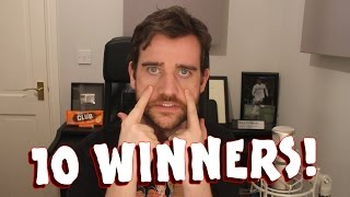 10 WINNERS! Subscribers become 442oons characters!