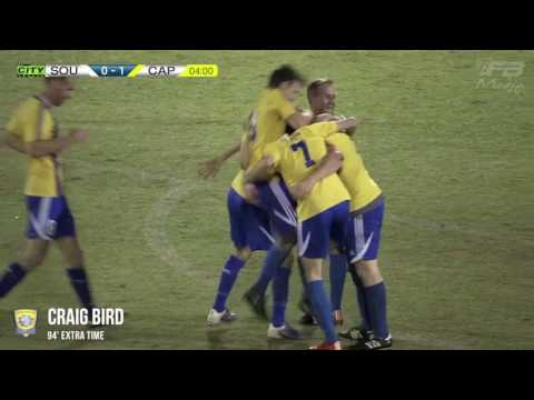 Mens City League Cup Final Souths Utd v Capalaba