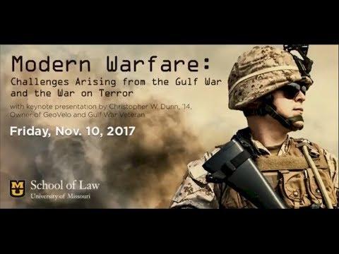 MU Law Veterans Clinic 2017 Fall Symposium   Part 5