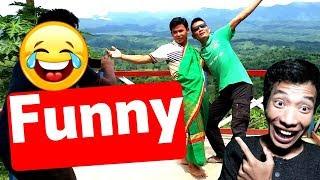 Sajek Valley Tour Funny Video | Chakma Funny Short Film | Himun Chakma