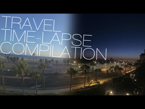 Beautiful Travel Time-Lapse Compilation | GoPro