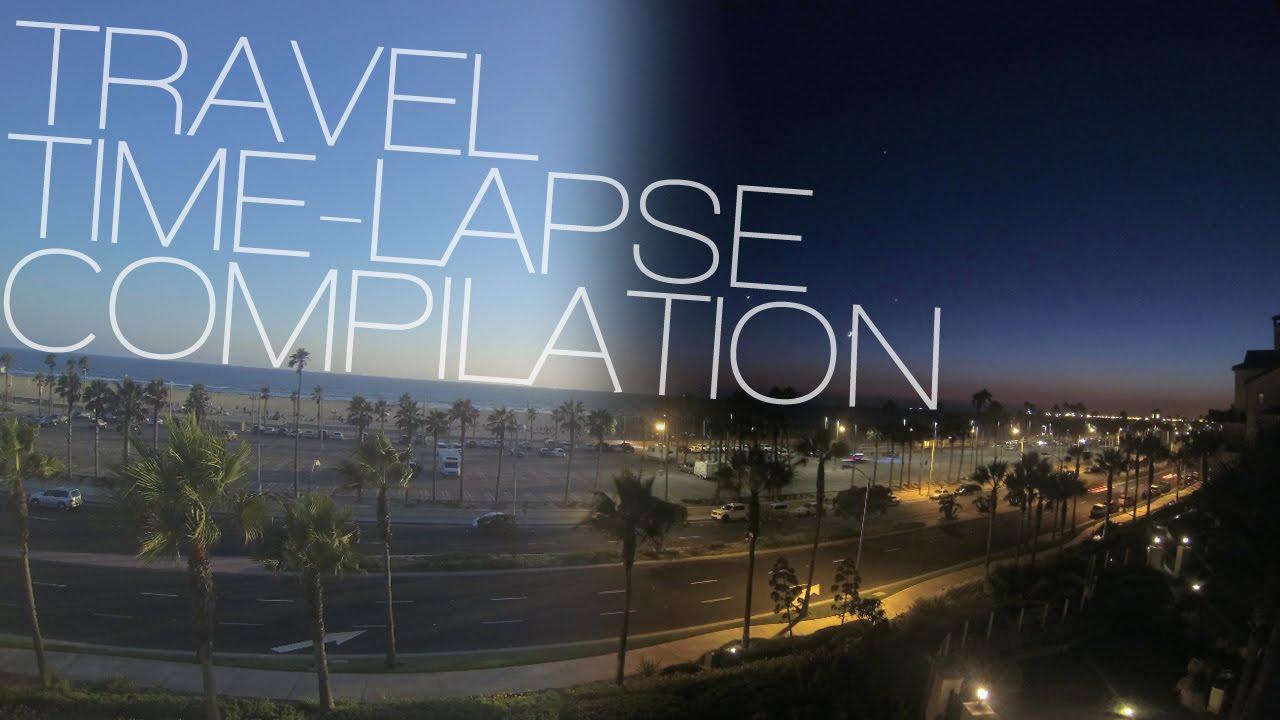 Beautiful Travel Time-Lapse Compilation   GoPro