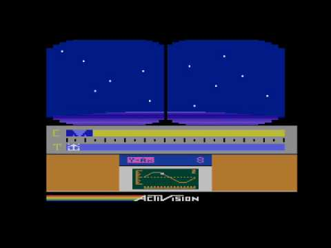Space Shuttle: A Journey into Space for the Atari 2600