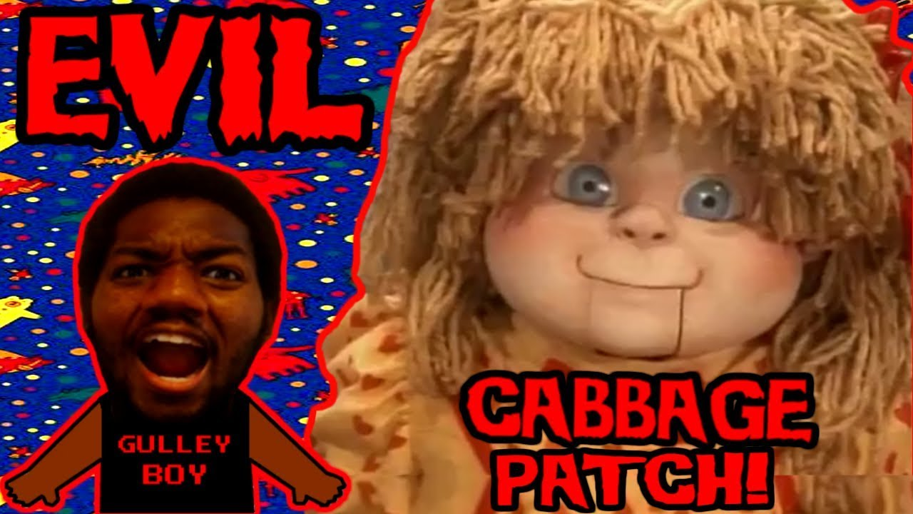 This Life Sized Cabbage Patch Doll Is Going To Hunt Us In Our Nightmares!!! - Published on Jun 23, 2019