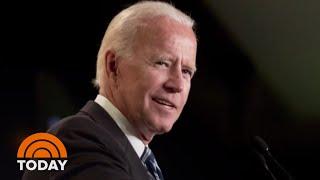Joe Biden Slips Hint At 2020 Run For President   TODAY