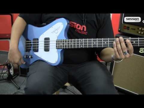 Gibson Thunderbird Non Reverse Pelham Blue