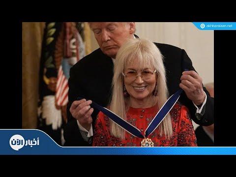ترامب يمنح وسام الحرية لميريام أدلسون  - نشر قبل 3 ساعة