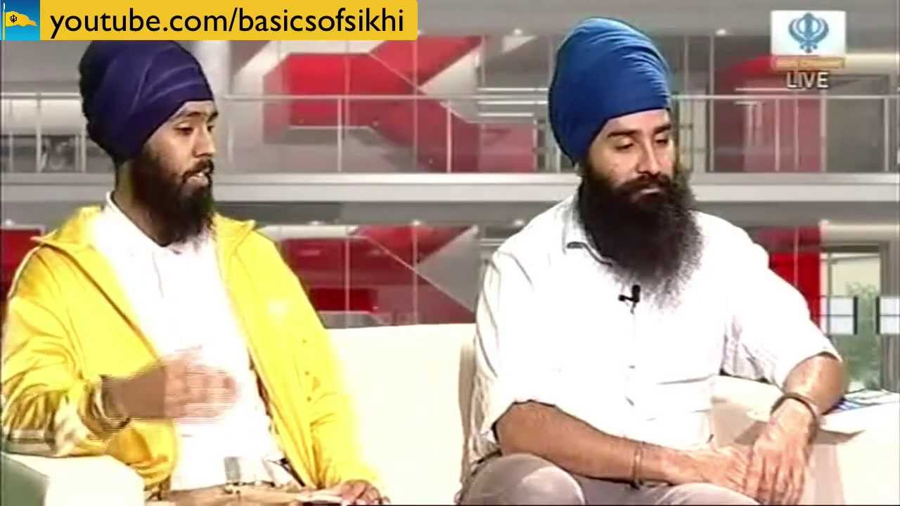 basics in sikhi