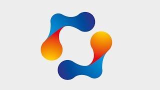 illustrator Logo Design Tutorial / Circle Logo Design / How to Design 3D Logo Design