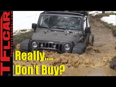 """Top 3 Jeep Wrangler JK """"Don't Buy It"""" Myths Busted"""