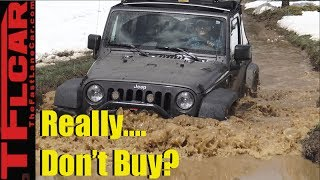 Top 3 Jeep Wrangler JK