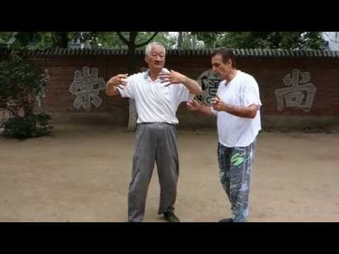 The main exercise for fists in Yi Quan / Cui Ruibin  HD