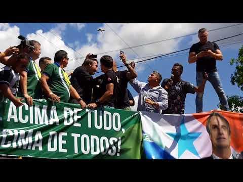 Bolsonaro em Marabá Pará