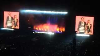 bonnie and clyde on the run tour opening jay z beyonc rose bowl pasadena