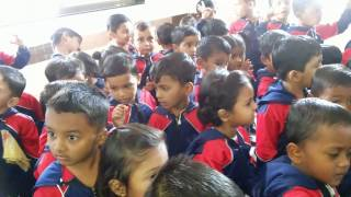Little Angels Model School,Shirdi.