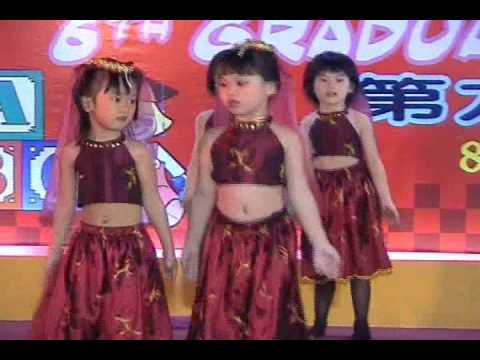Indian Dance ( Tamil song_Sirichi-sirichi )