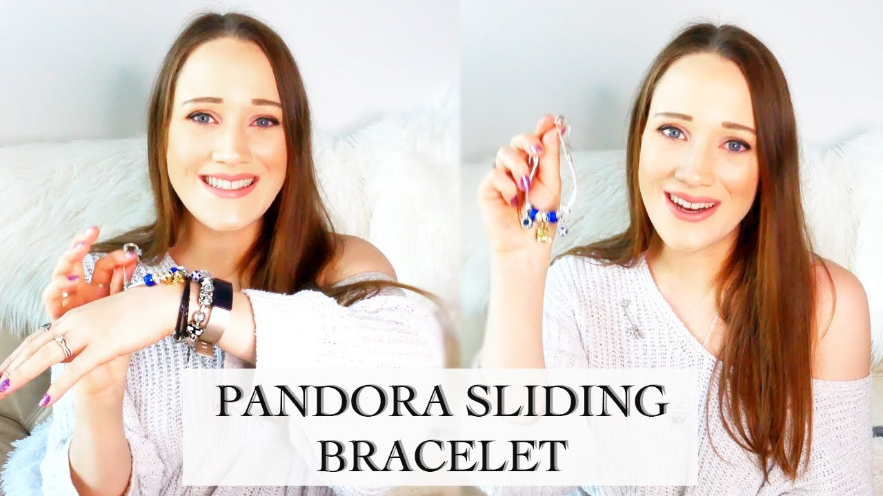 Pandora Sliding Bracelet | Pandora Slider Bracelet Review and Tips