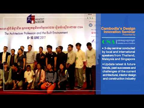 Cambodia Architect & Decor 2017_ Post show