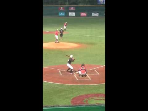 White Hall High School 2017 OF/MIF Chase Bryan