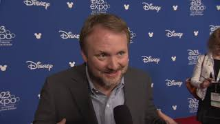 Star Wars: The Last Jedi: Director Rian Johnson D23 Expo Interview