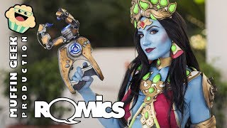 ROMICS 2018 Cosplay Showcase - Spring Version