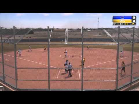Garden City Community College vs. Lamar Community College - Game 1 (Softball)