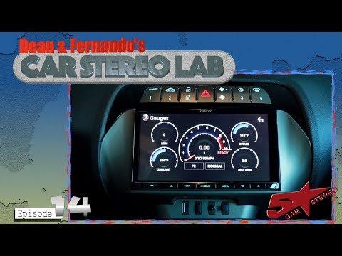 IDataLink Maestro Cam1 Camaro Kit With A Kenwood DDX996XR Car Stereo Lab