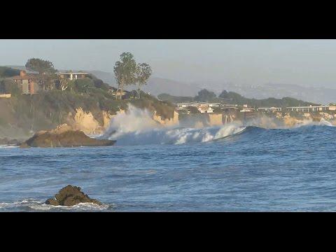 Newport Beach, CA, CDM Surf Red Flag, 8/27/2014 - (1080p@60) - Part 5