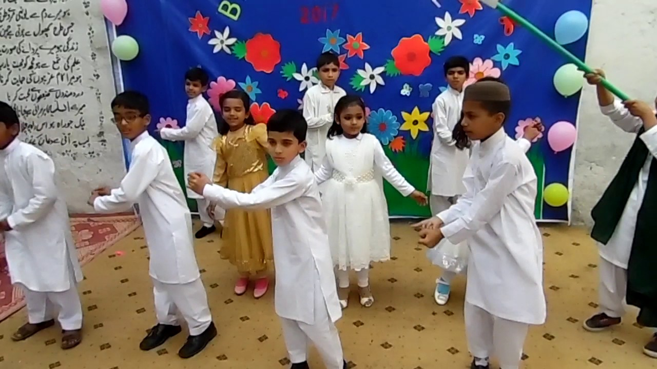 Happy independence day to all pakistani's (from talha).