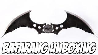 BATARANG do Batman Arkham Knight UNBOXING AGRESSIVO