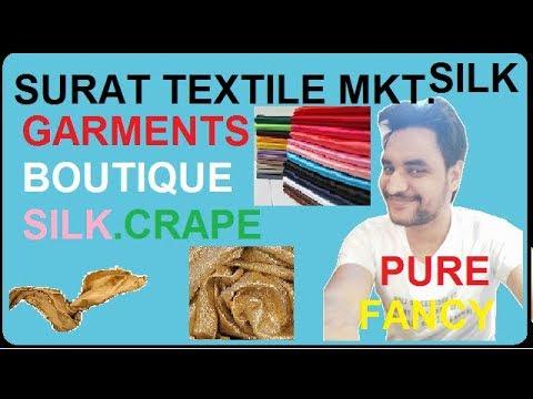 textile market surat | होलसेल कपड़ा मार्केट सूरत | wholesale dress material surat kapda bazar Part 2