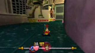 Toy Story Racer - Woody - The Mall