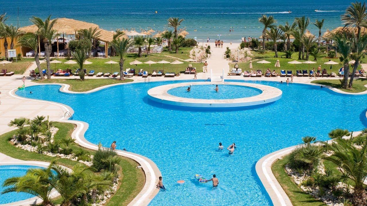 Тунис на октябрь! ещё сезон!